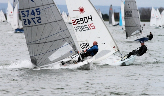 Dinghy Sailing in the UK