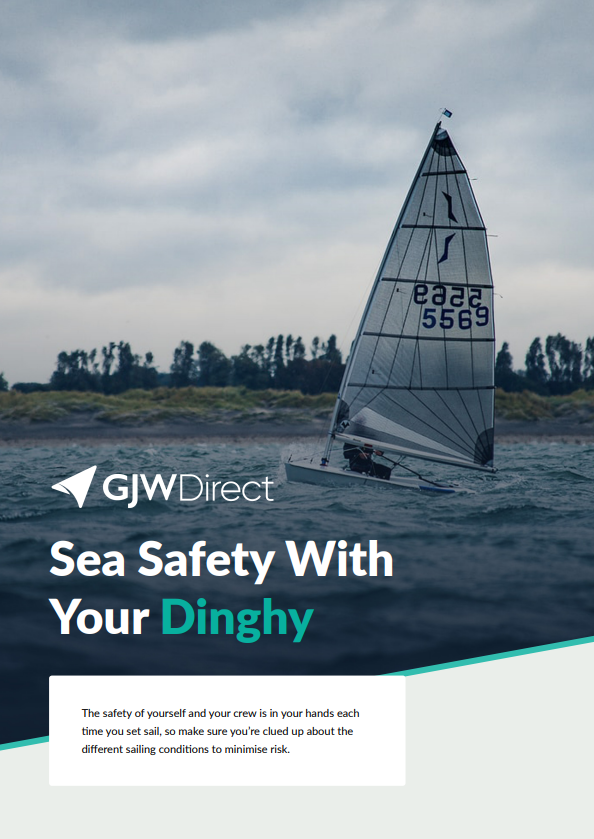 Sea Safety with your Dinghy