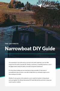 The ultimate Narrowboat DIY Guide