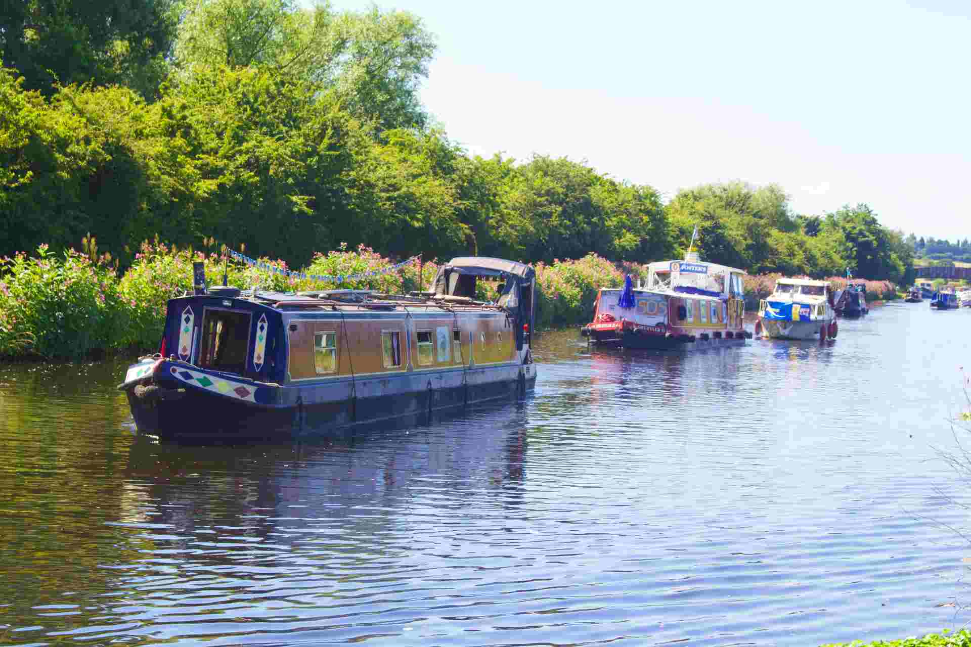 A Buyer's Guide To Narrowboat Insurance