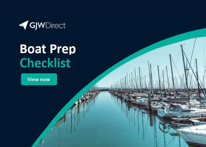 Boat prep checklist