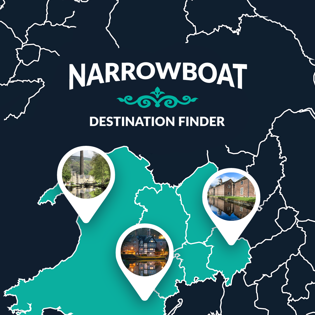 Narrowboat destination finder