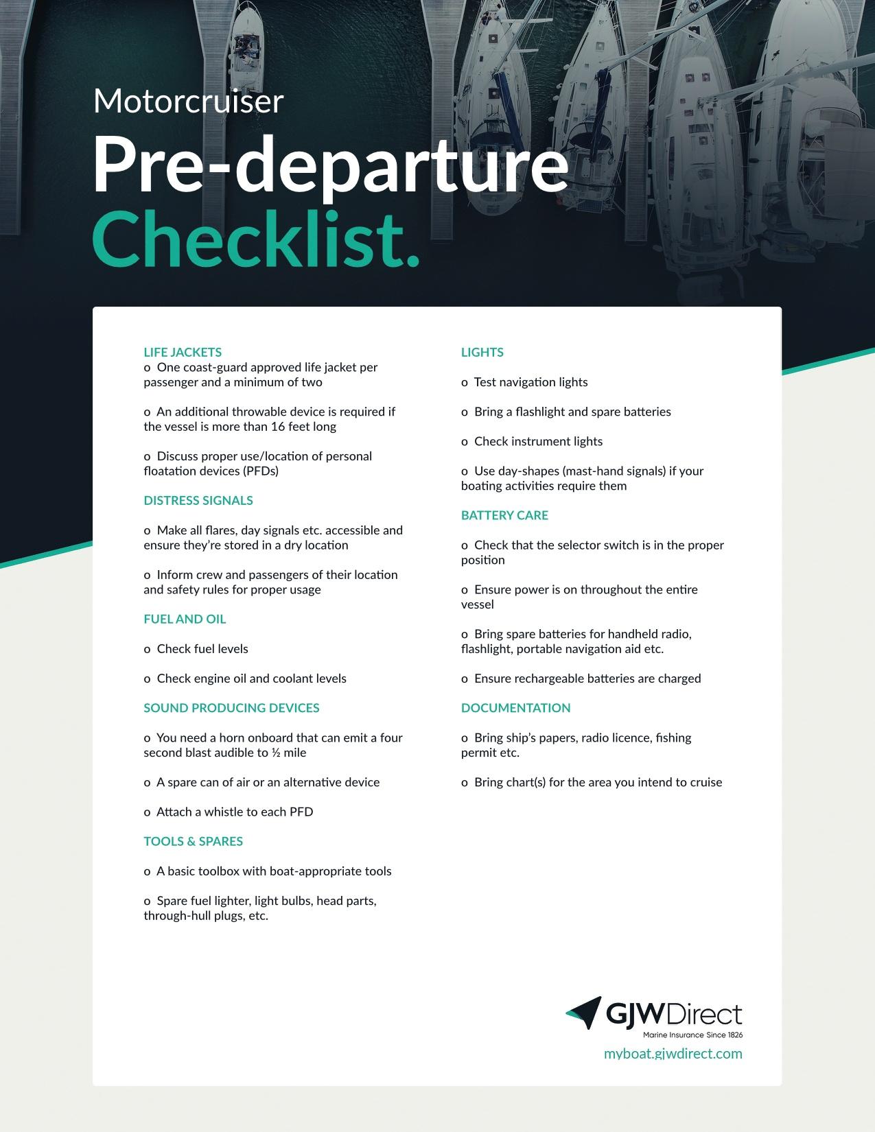 Pre-Departure_Checklist Image