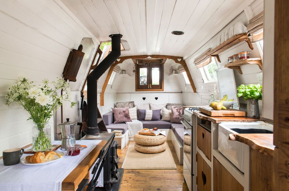 narrowboat interior design