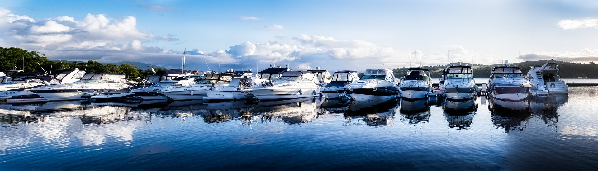 6 Luxury Locations to Take Your Motor Cruiser