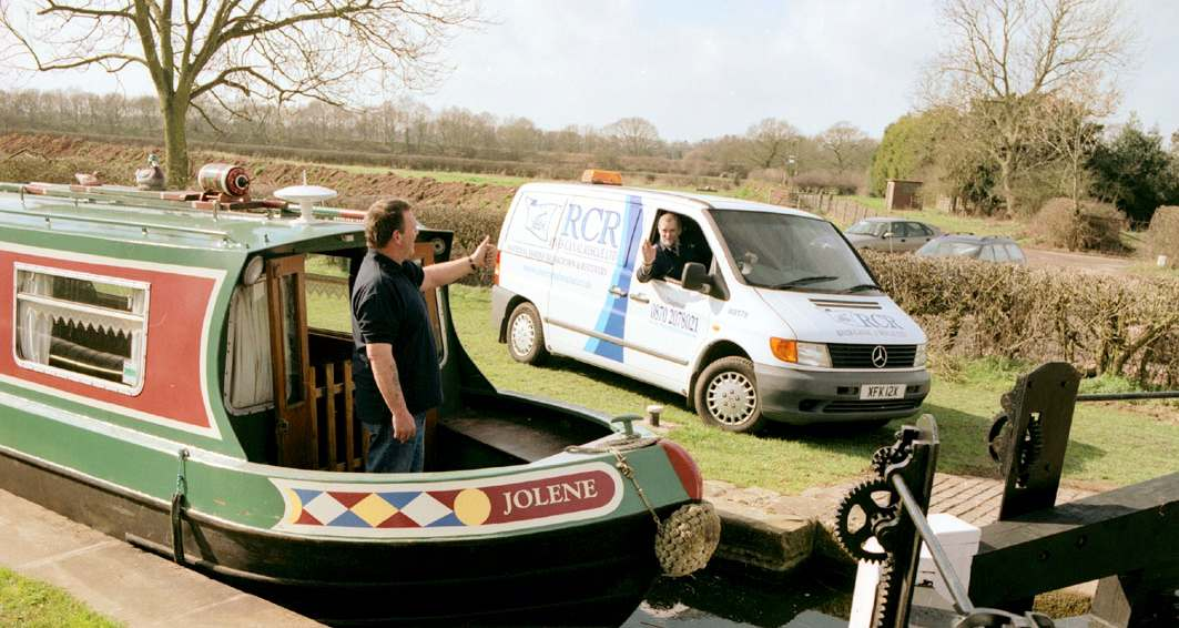 Spotlight on River Canal Rescue